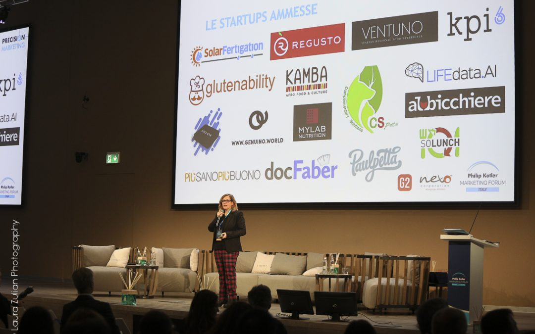 G2 Startups al Philip Kotler Marketing Forum