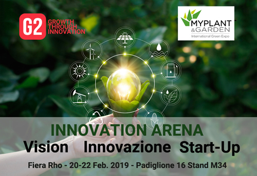 G2 Innovation Arena @MyPLANT&GARDEN 2019