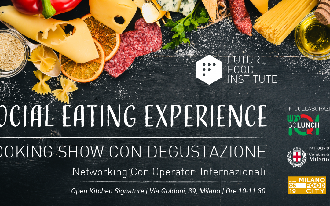 G2 startup partner di Solunch per Milano Food City 2019