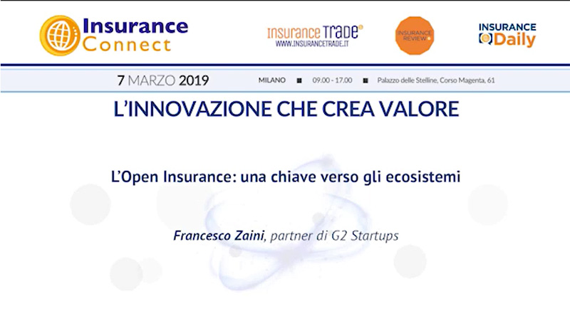 L'Open Insurance guarda agli Ecosistemi