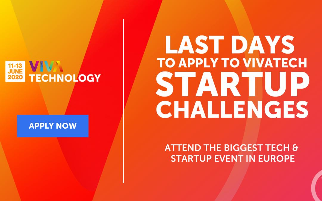 G2 e Viva Technology 2020, per sostenere l'innovazione!