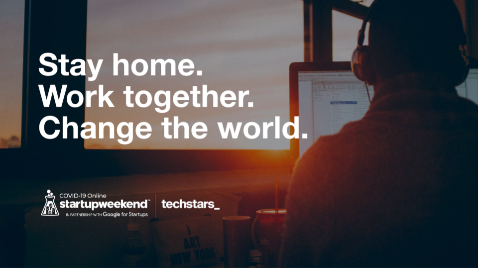 G2 partner di #Techstars Global Online #StartupWeekend COVID-19 Italy