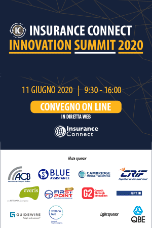 G2 partecipa a Insurance Connect Innovation Summit 2020