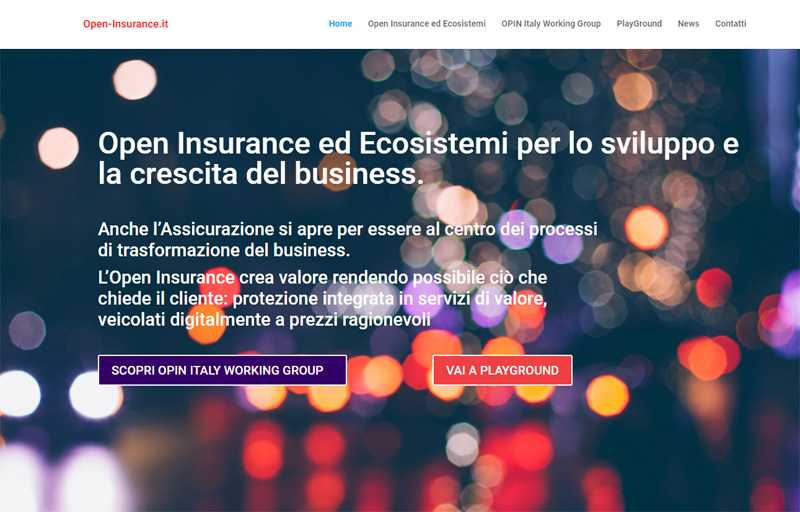 L'Open Insurance Initiative sceglie G2 Startups e lancia in Italia il suo primo Chapter locale